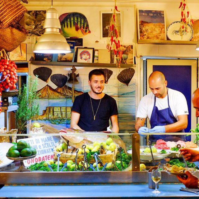 love these guys fish shop by day crudo bar byhellip