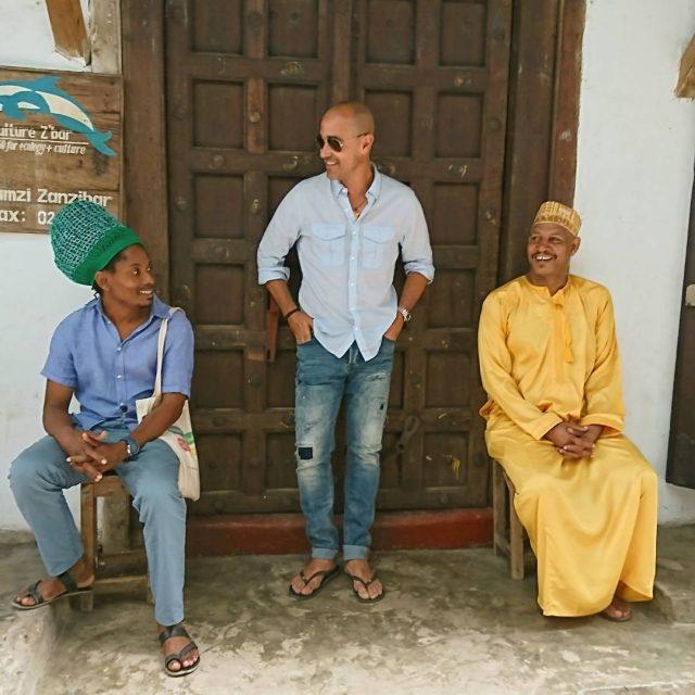 The mood is chill here emersonzanzibar Stonetown DolceAfrica Tanzania Zanzibar