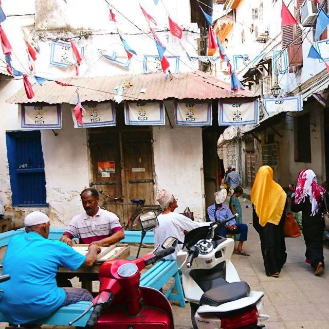 Street life DolceAfrica Tanzania Zanzibar emersonzanzibar ethiopianairlinescanada