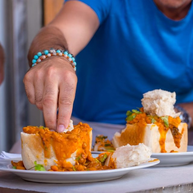 Whos had bunny chow? A Durban specialty that I couldnthellip